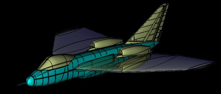 Projekt Arbalete CAD
