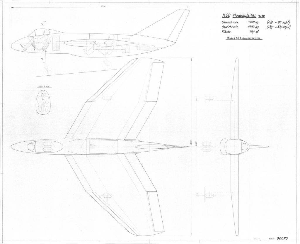 , Projekt N-20.3 Arbalete