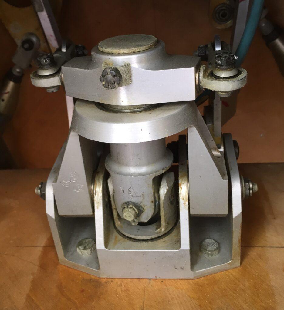 Reversed engineering,N-20.2,n-20.2 arbalète,rudder compensation, Projekt N-20.3 Arbalete
